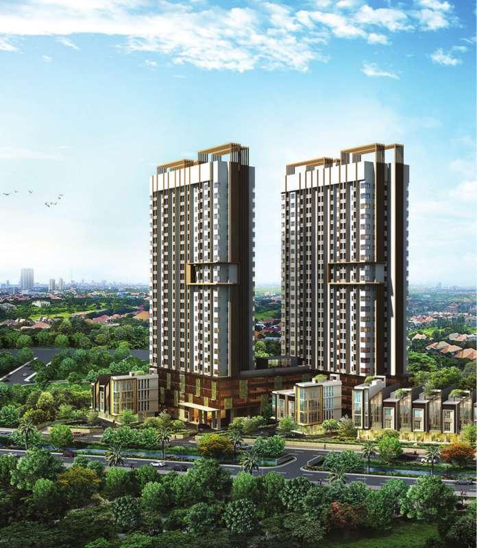 Garden City Apartments: Cleon Park Apartment